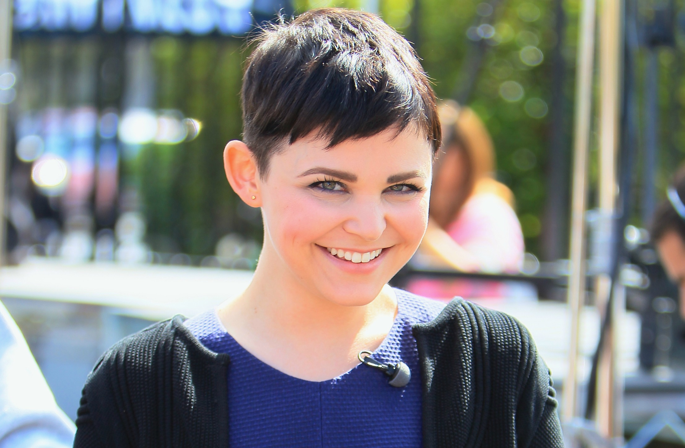 Once Upon Time Ginnifer Goodwin Short Pixie Cuts For Everything