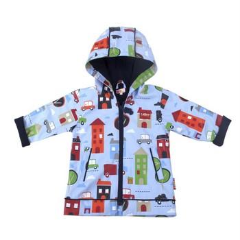 Penny Scallan raincoat