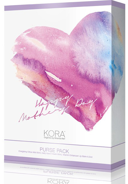 KORA Organics by Miranda Kerr Purse Pack (koraorganics.com, $85)