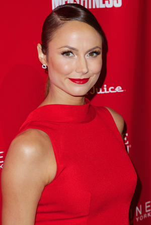 Stacy Keibler, Jared Pobre expecting girl