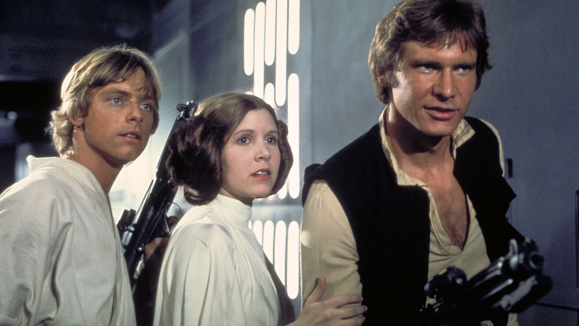 star wars episode vii cast reveal makes us feel things