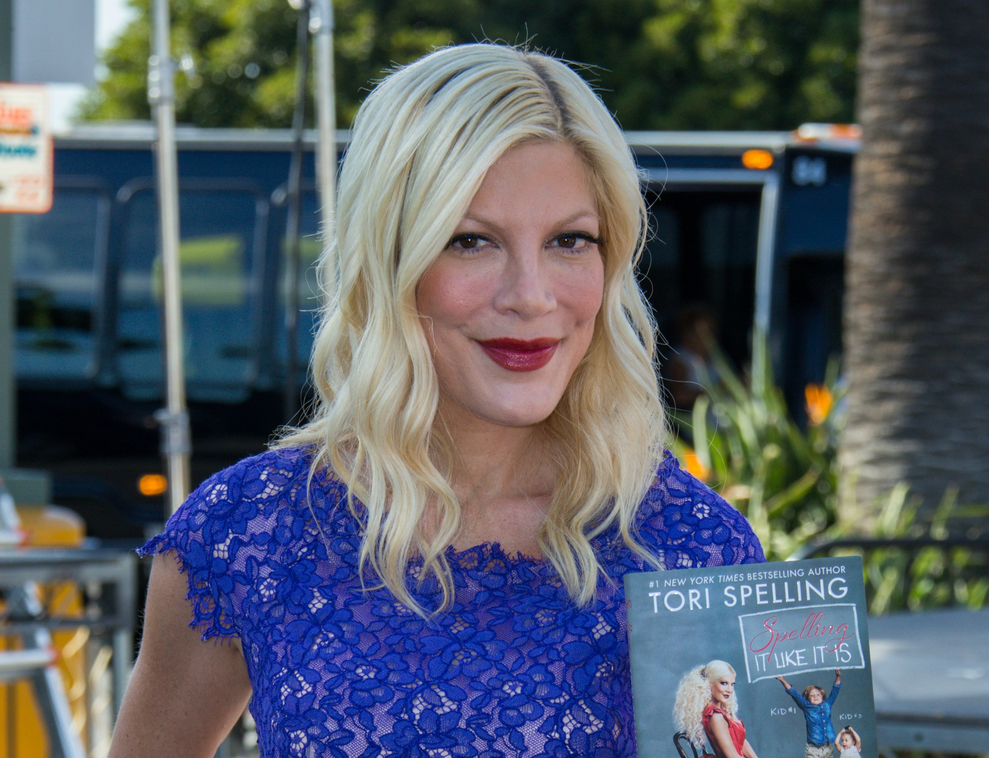 Tori Spelling secretly hospitalized during marriage troubles