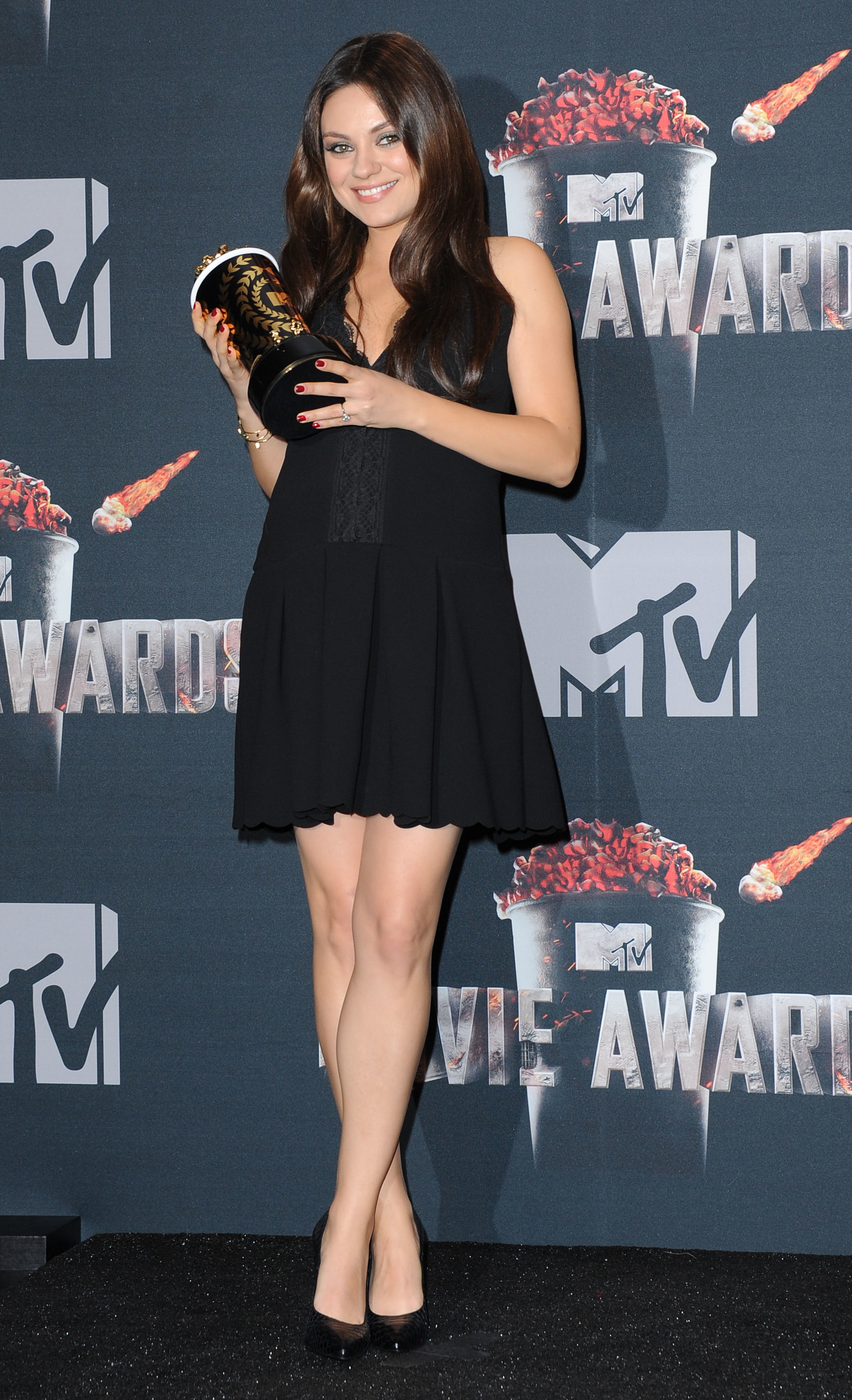 MTV Movie Awards Mila Kunis