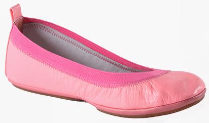 Yosi Samra Samara Flat Leather Ballet Flats(yosisamra.com, $66)