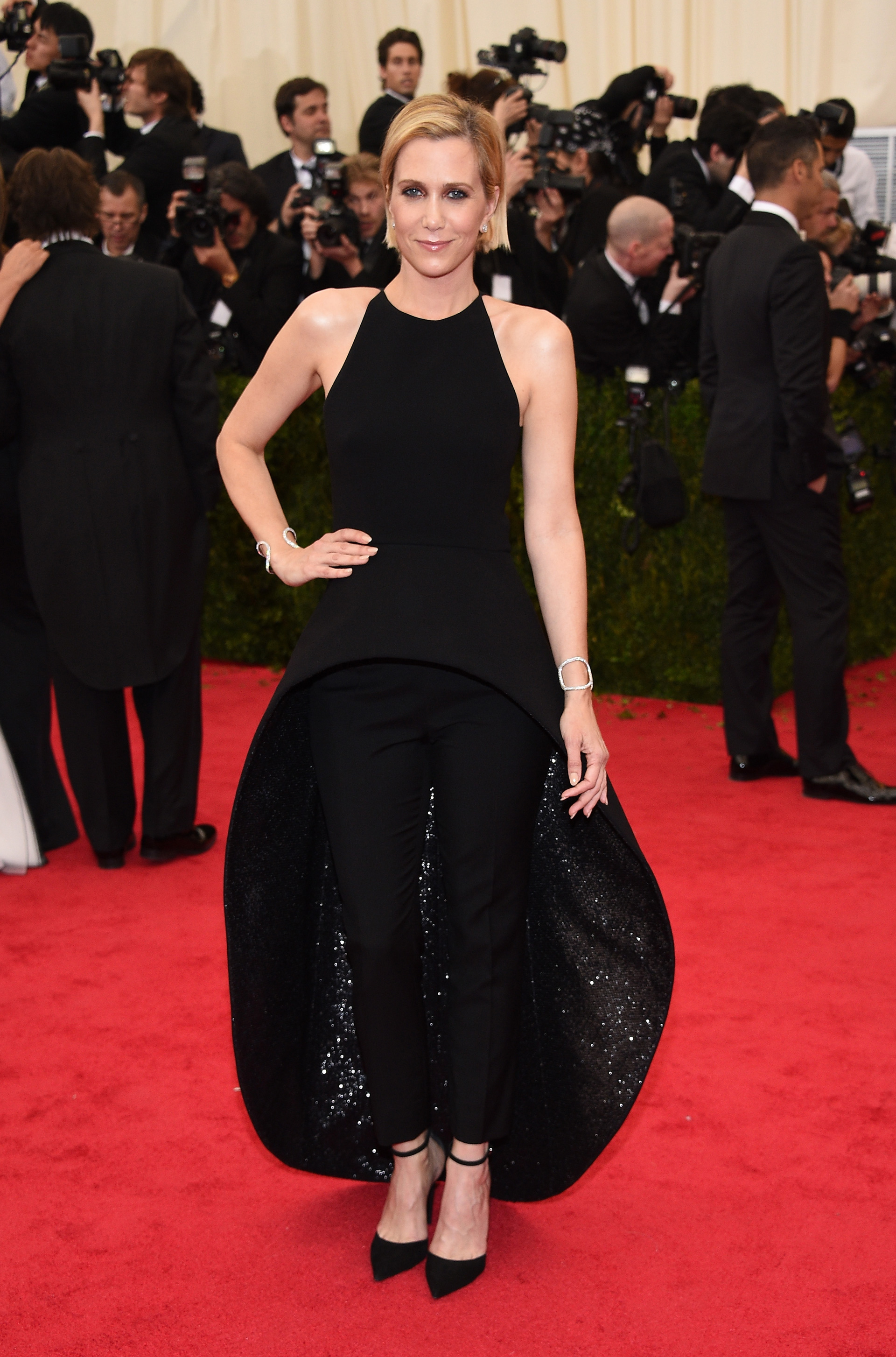 Kristin Wiig at the 2014 Met Gala