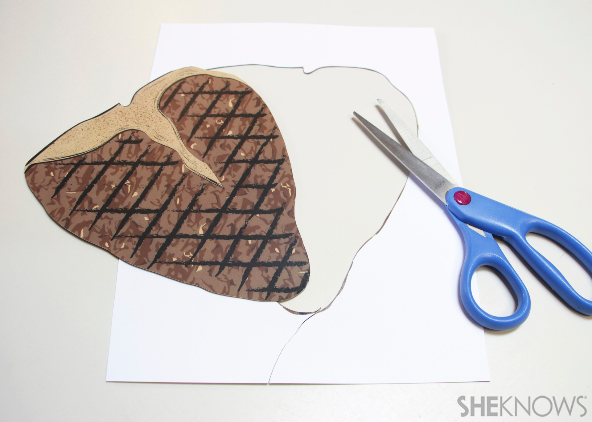 Father's Day gift idea: DIY mailable steak °