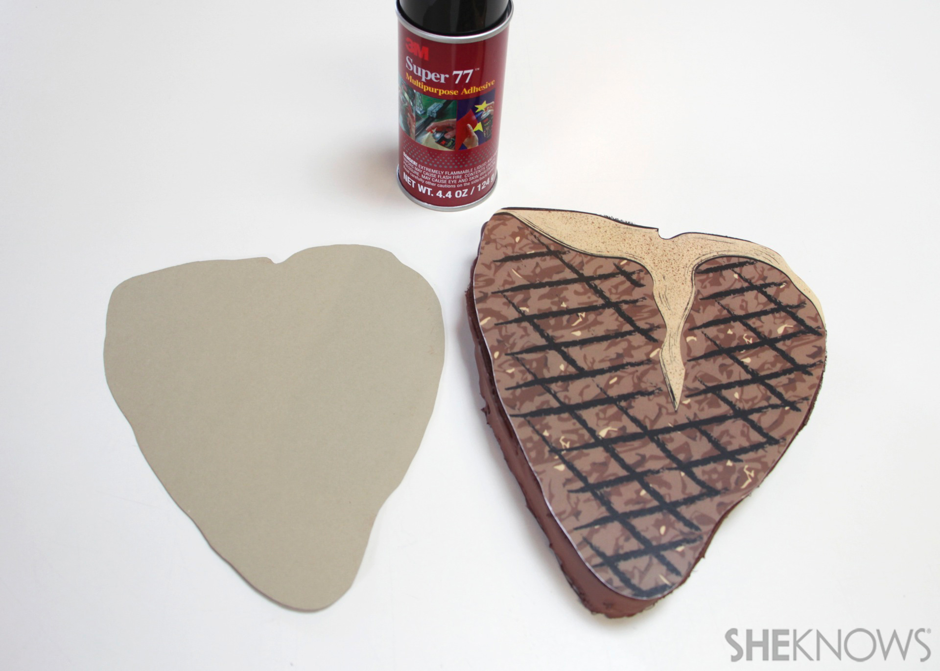 Father's Day gift idea: DIY mailable steak