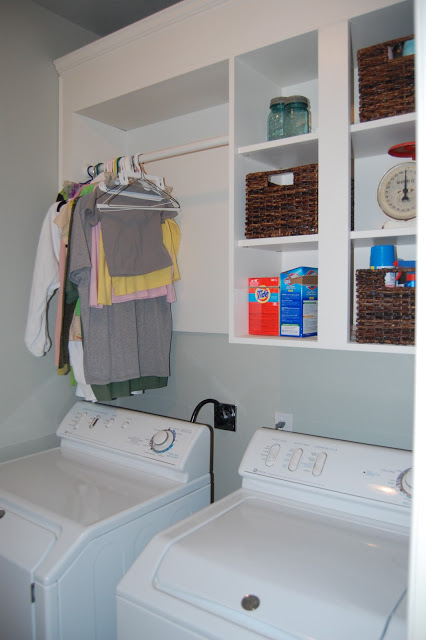 13 life hacks to calm the craze in your laundry room - Lavadero easy ...