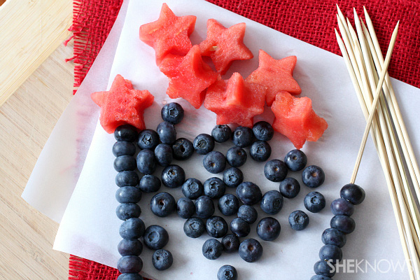 10 Fun fruit snacks for kids