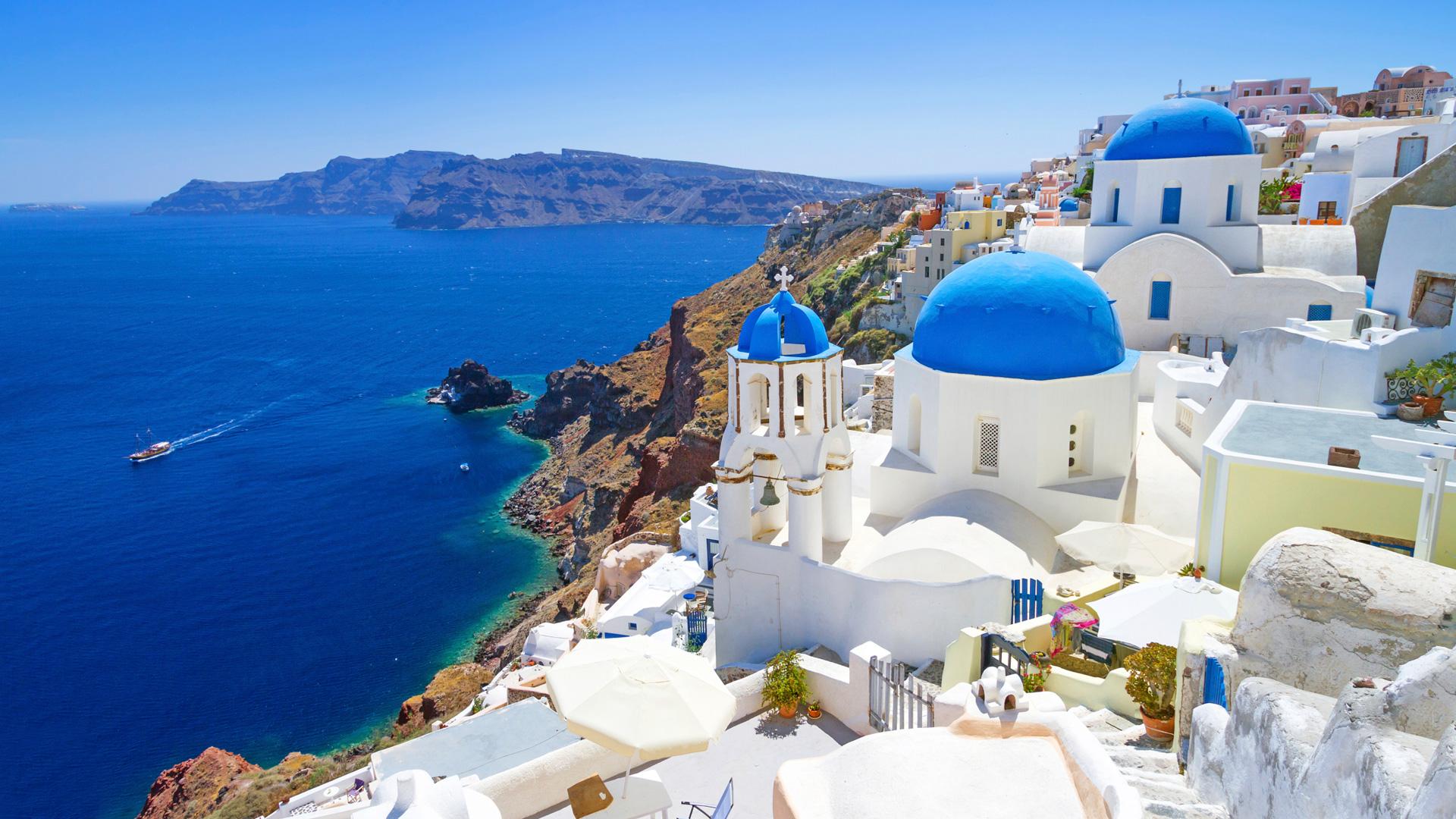 Mongonissi, Greece