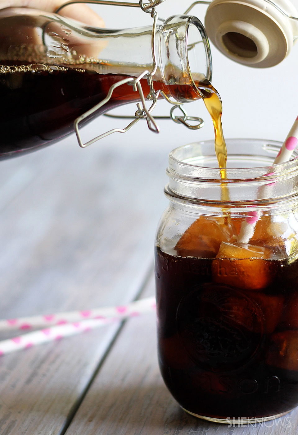 Make your own amazing iced coffee