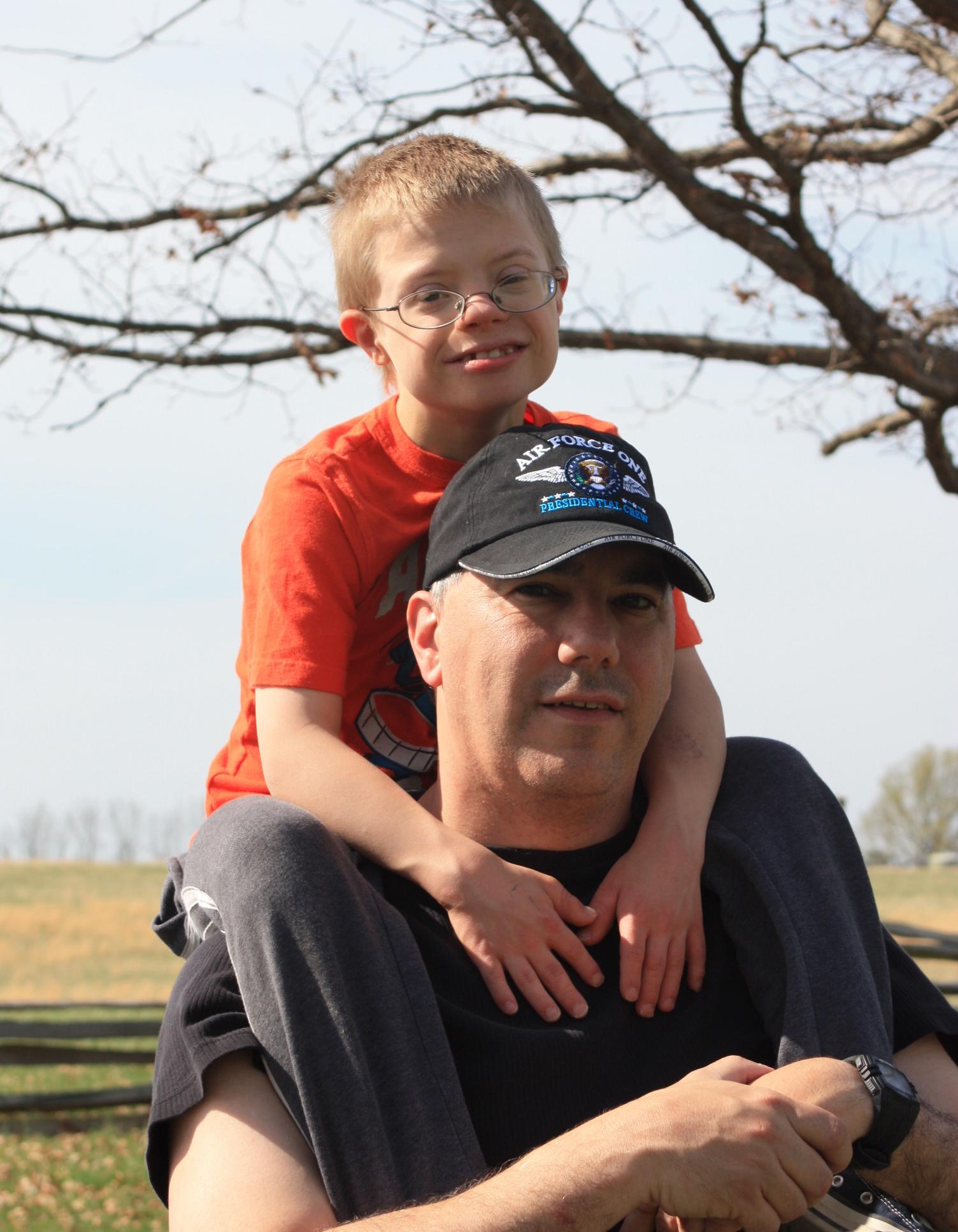Kathryn Lariviere's son | Sheknows.com