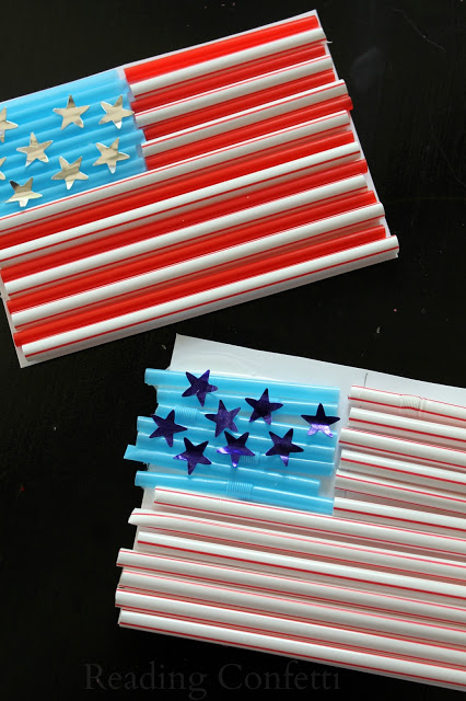 Drinking straw flag | Sheknows.com