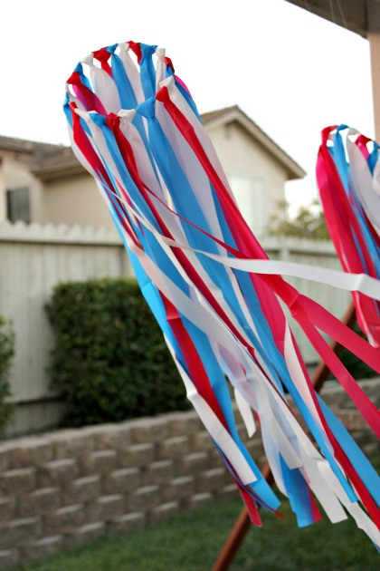 Patriotic wind sock | Sheknows.com