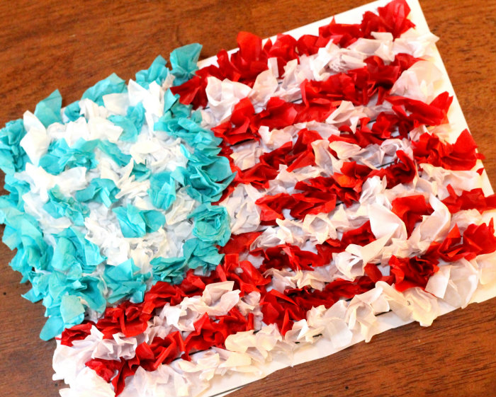 Tissue flags | Sheknows.com