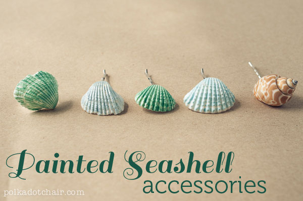 Seashell hair clips | Sheknows.com