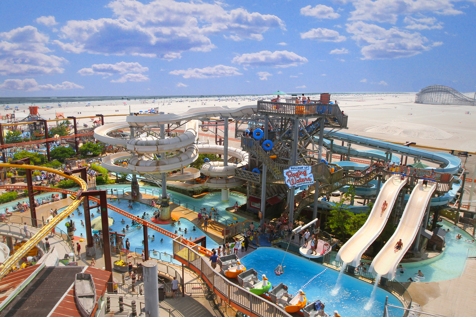 Raging Waters Waterpark | Sheknows.com