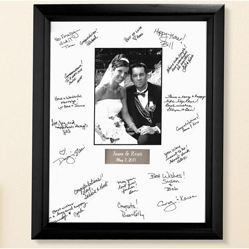 Autograph frame | Sheknows.com