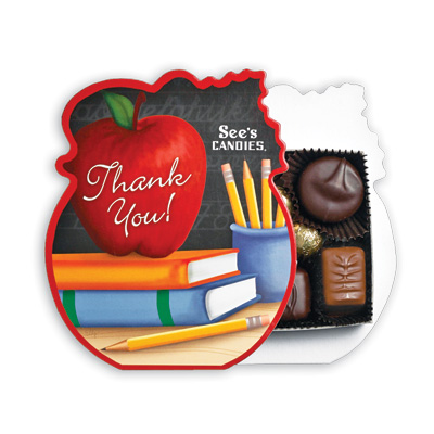 Teacher appreciation box of chocolates | Sheknows.com
