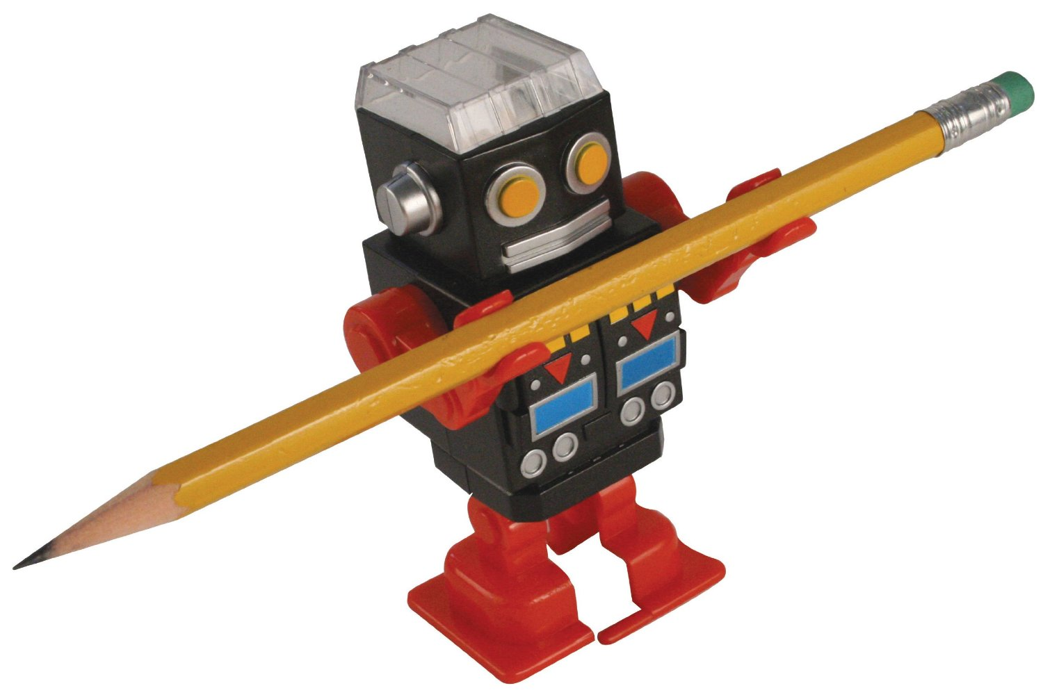 Walking Robot Pencil Sharpener | Sheknows.com
