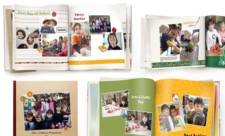 Teacher's Favorite Moments photo book | Sheknows.com