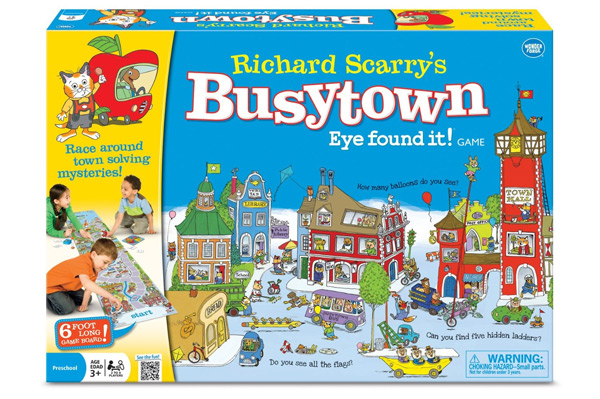 Richard Scarry's Busytown Eye Found It Game | Sheknows.com