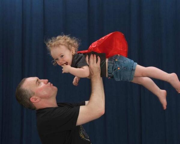 Dads give you wings | Sheknows.com