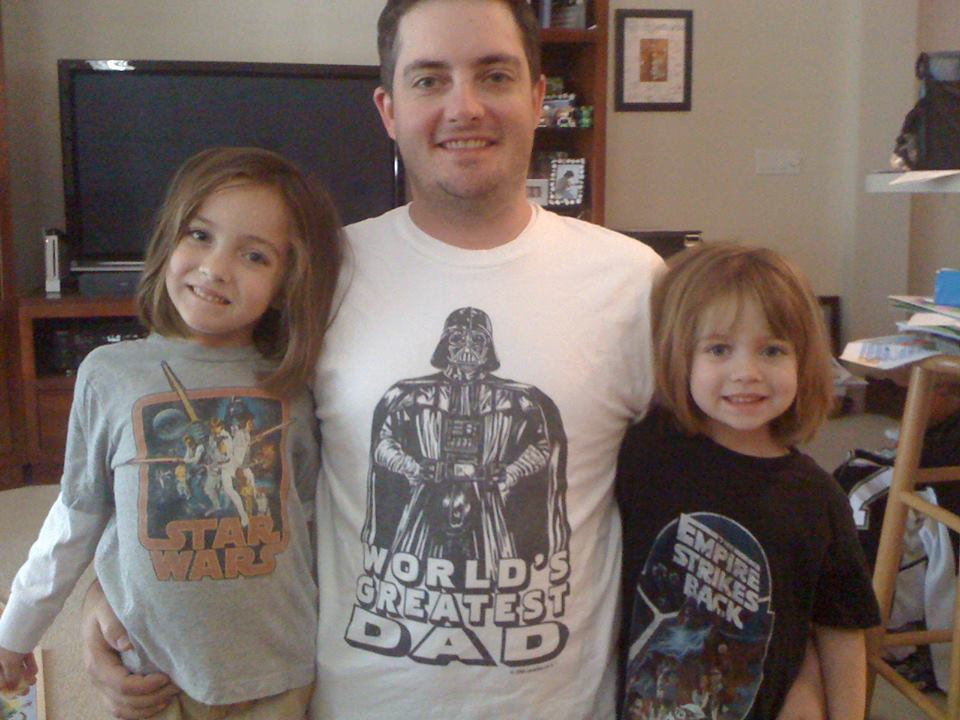 Dads teach you all about Star Wars | Sheknows.com