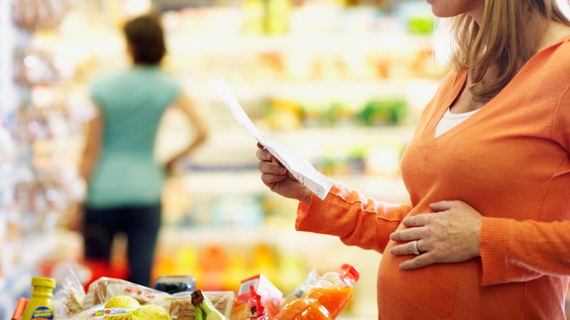 Pregnant and shopping | PregnancyAndBaby.com