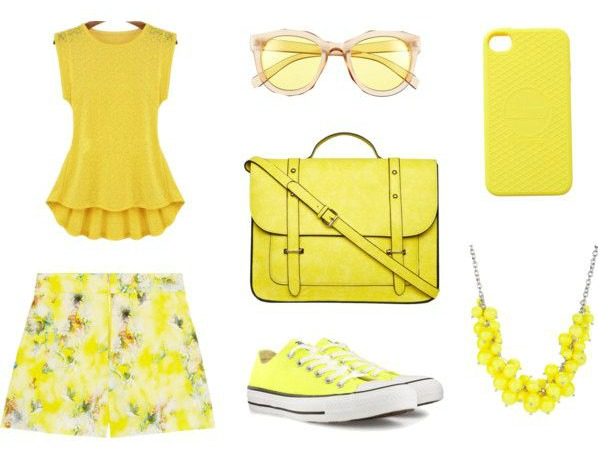 Yellow clothes | Sheknows.com