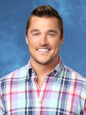 The Bachelorette's Chris