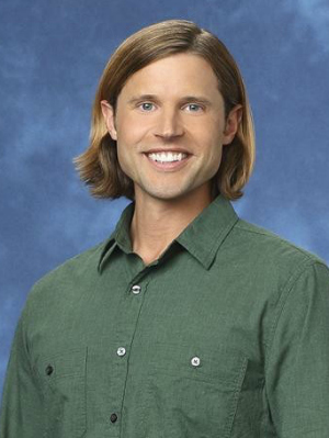 the Bachelorette's Jason