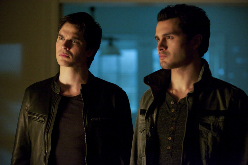 Interview with The Vampire Diaries' Michael Malarkey