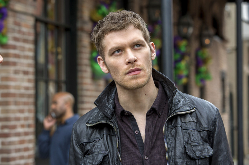 Interview with The Originals' Joseph Morgan