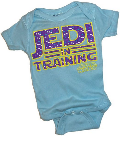 Star Wars Jedi Onesie