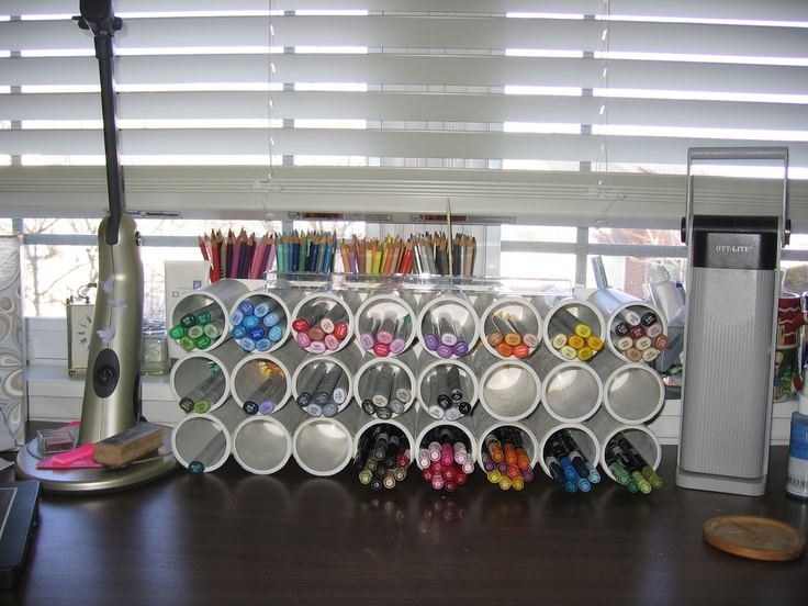 Craft room organizer