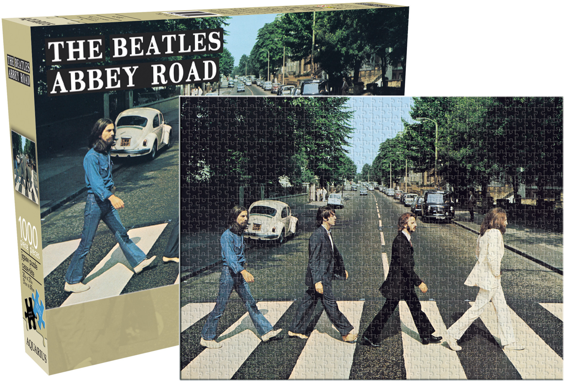 Beatles' Abbey Road album