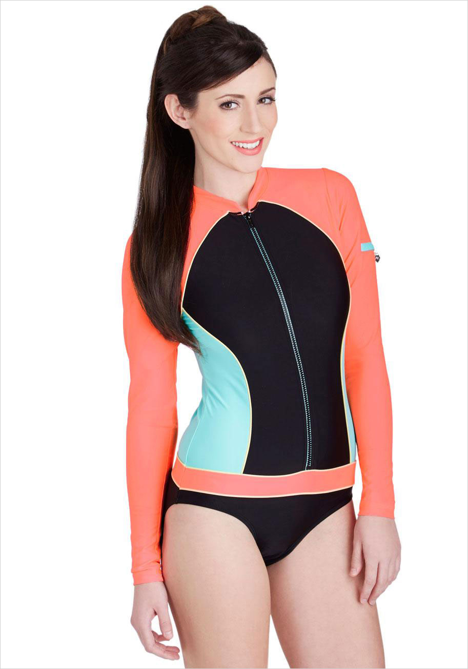 Baby Rash Guard Top Diving Snorkel Swimming Suit For Sal