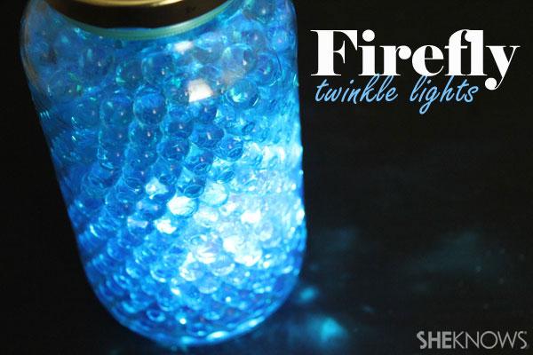 Firefly Twinkle Lights