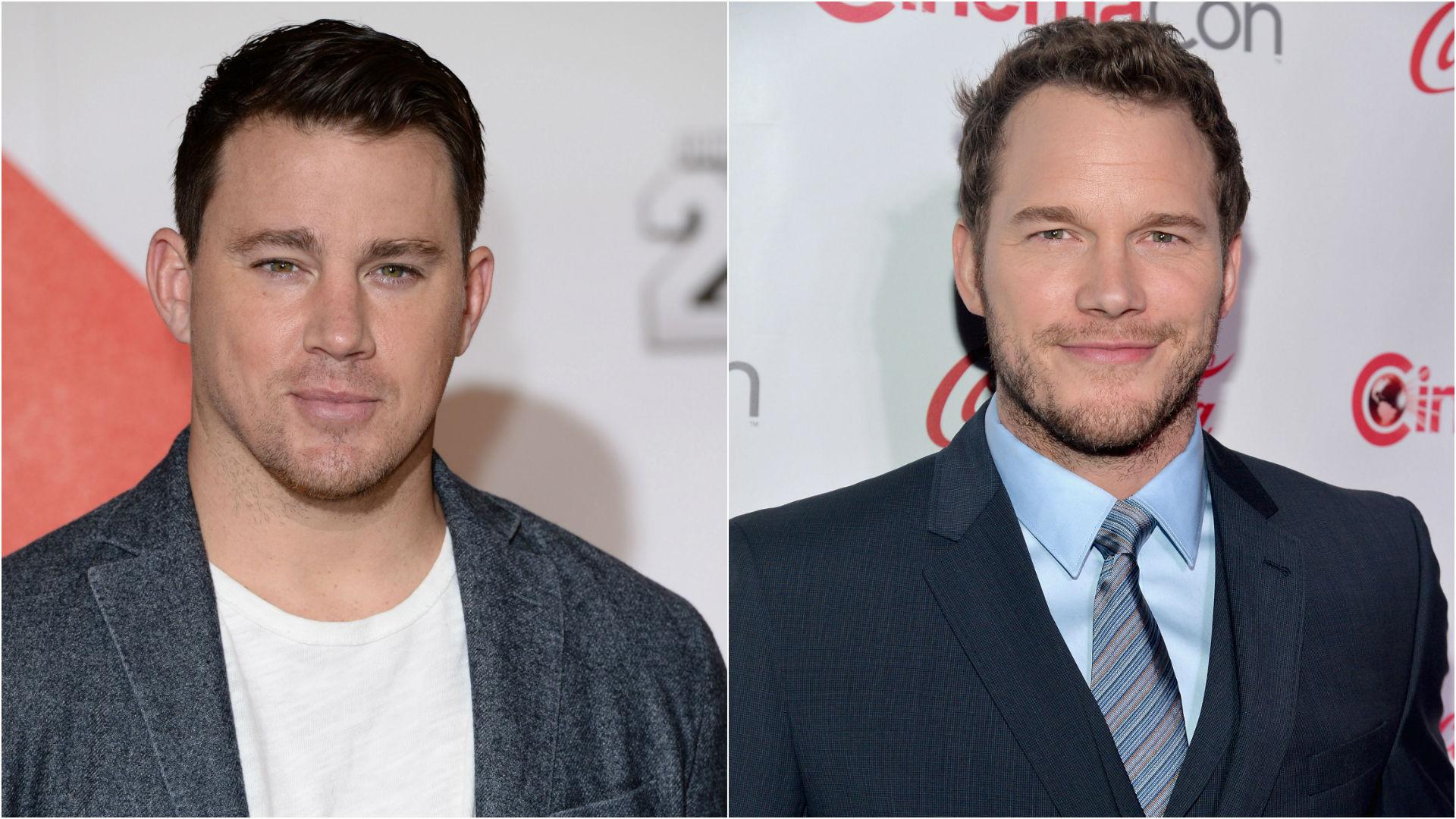 Channing Tatum vs Chris Pratt
