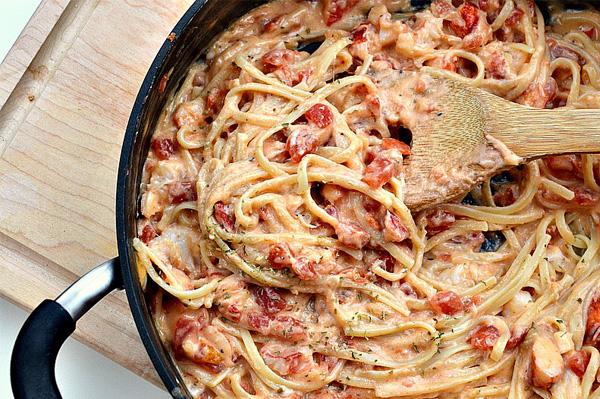 Pasta recipes made to impress