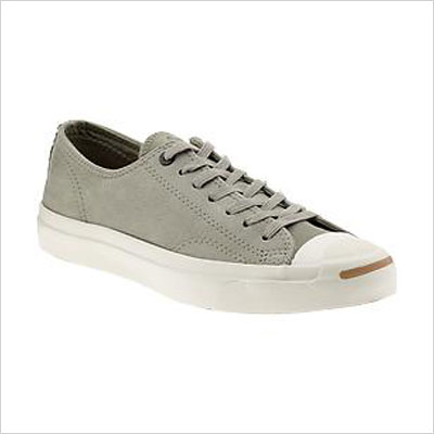 9. Leather sneakers