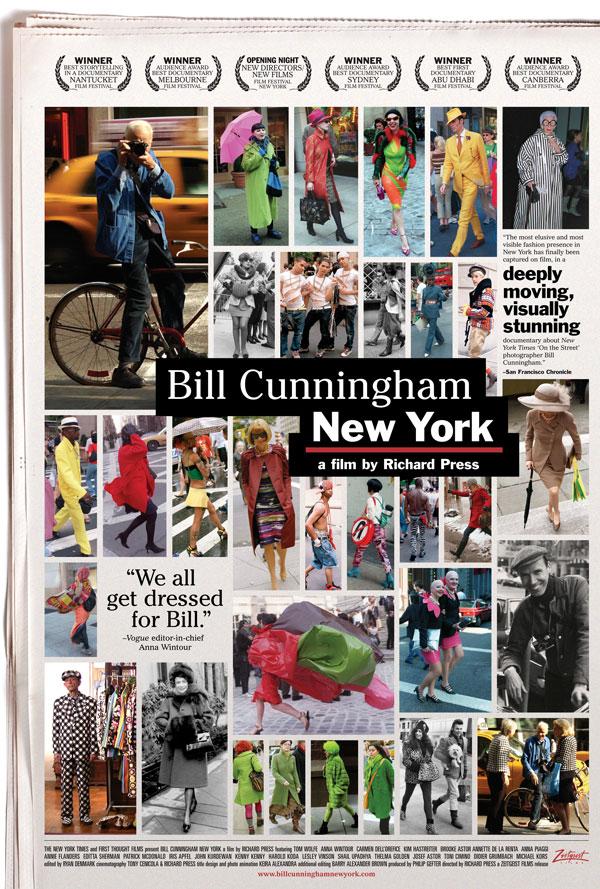 Bill Cunningham: New York