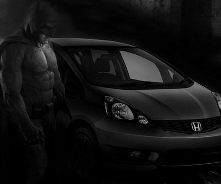 Poor Batman, he needs some love!