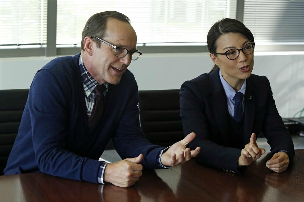 Agents of SHIELD - Ragtag