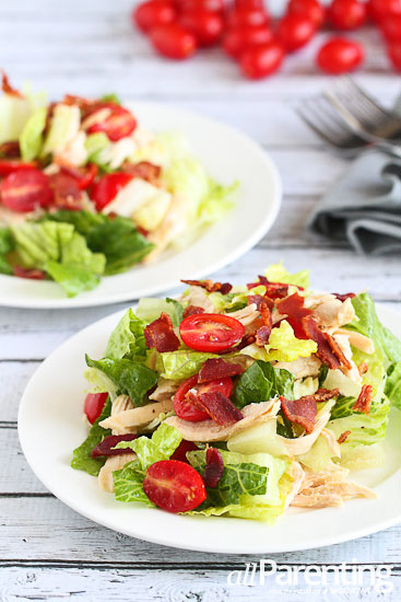 allParenting BLT Chicken Salad