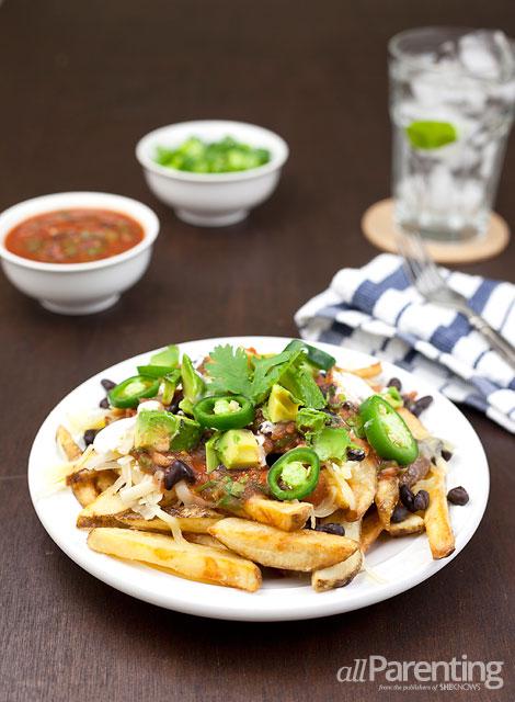 allParenting French fry nachos