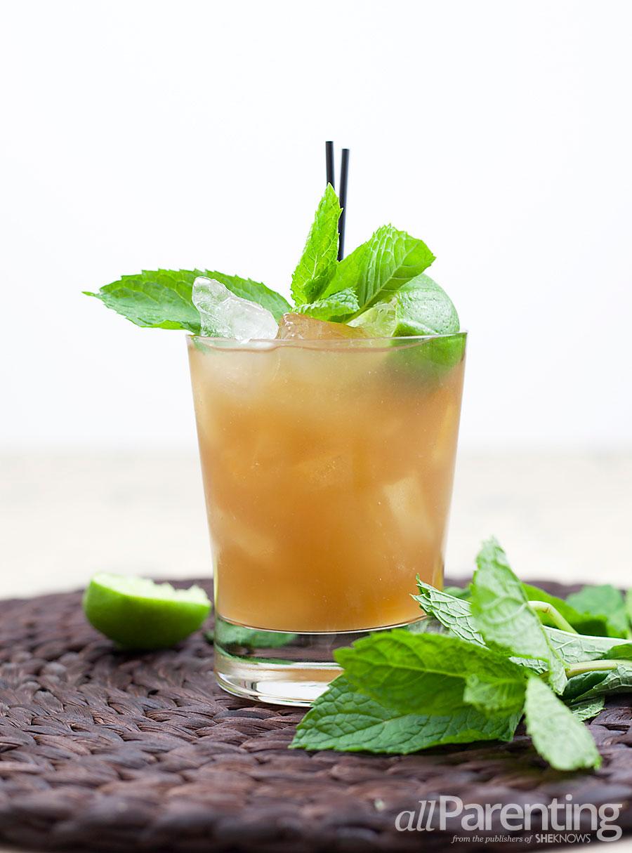 Tiki cocktails- Mai Tai