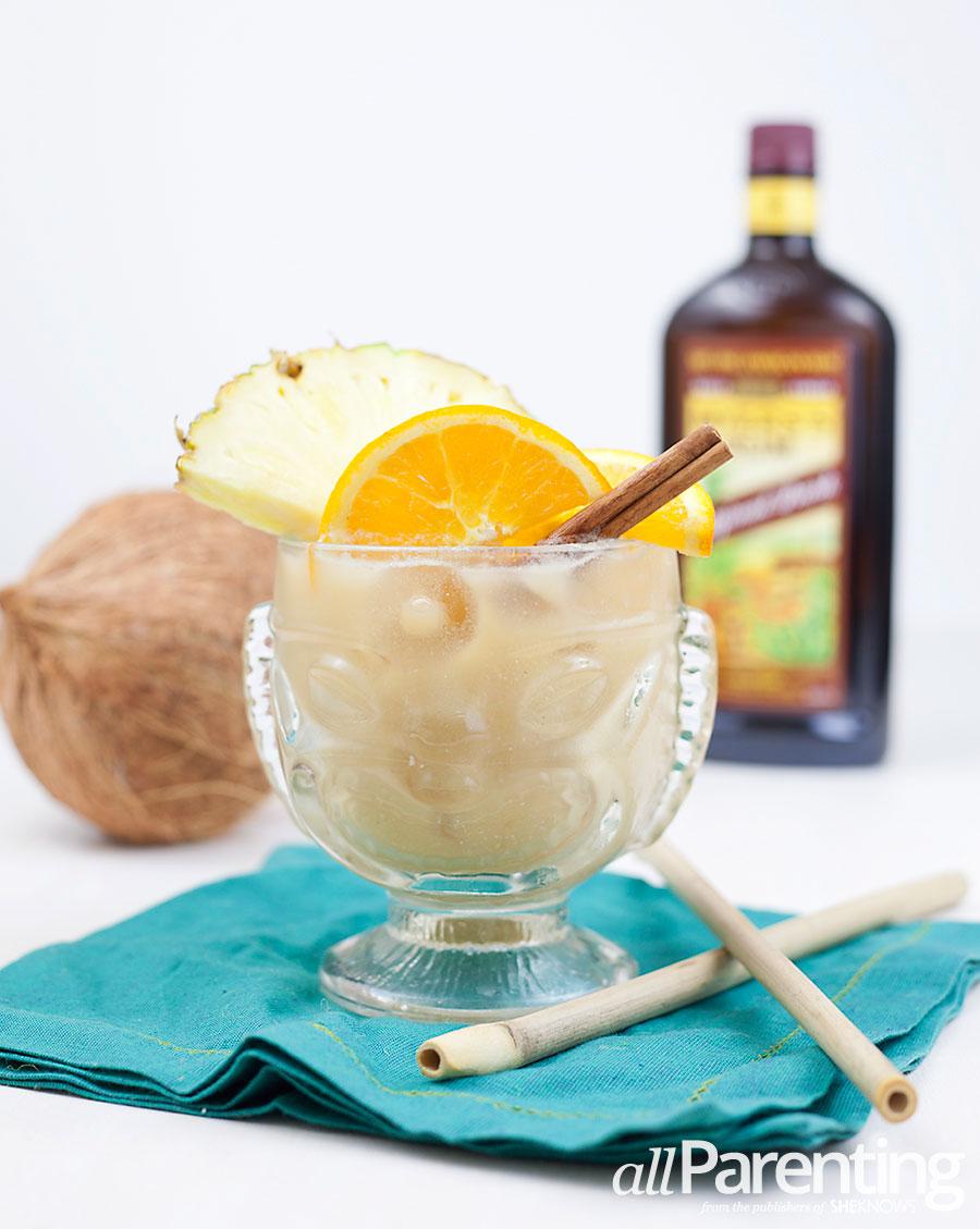 Tiki cocktails- Painkiller