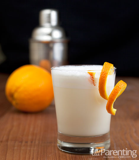 allParenting Ramos gin fizz cocktail